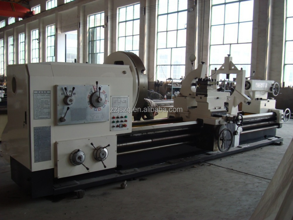 CW series new condition machine tools Manual Heavy-duty Horizontal Lathe