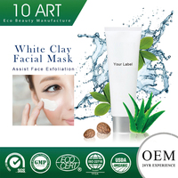 Private label Great for pimples, Wrinkles Organic mud mask