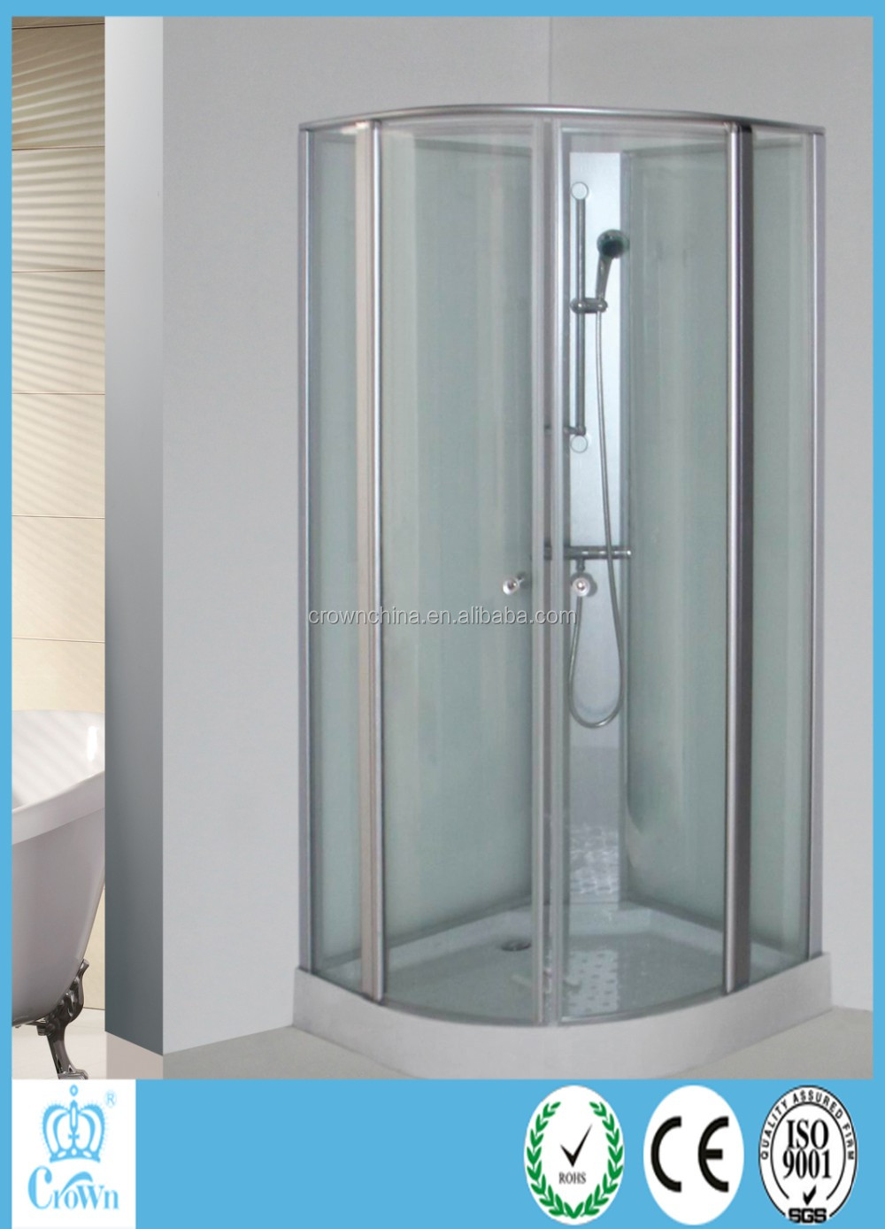Small Bathroom Corner Shower, Small Bathroom Corner Shower Suppliers ...