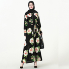 High quality islamic women clothing Abaya 2018 dubai Muslim
