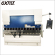 WC67K CNC hydraulic press brake with good quality