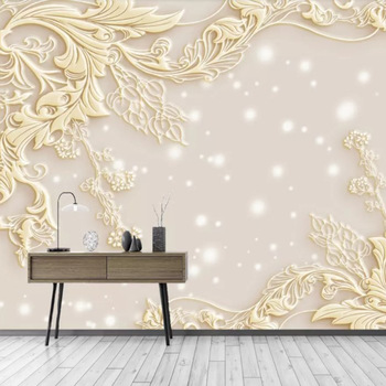3d Hd 1080p Images Flower Wallpapers High Resolution Digital 3d Printed Wall Mural Buy 3d Hd Wallpapers 1080p Images Wallpaper Home Decoration 3d