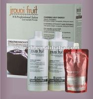 JROUOI FRUIT Professional Hair Straightening Cream Brand