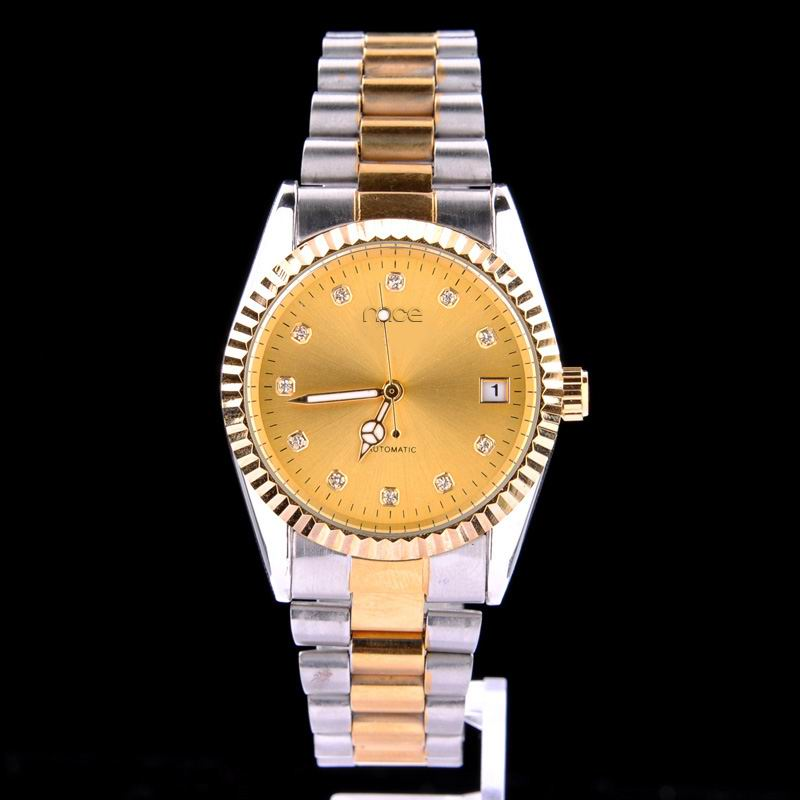 MCE Branded Gold Men's Watch ROLE style