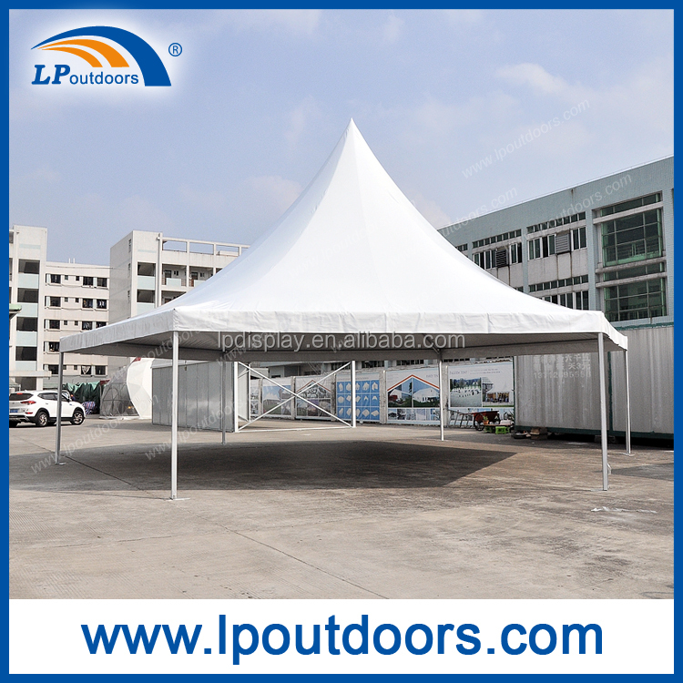 Dia 12m polygon hexgonal High Peak pagoda canopy Tent For Sale