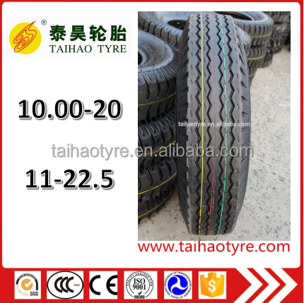 Most popular high performance top level light bias truck tire trailer tyre 10.00-20