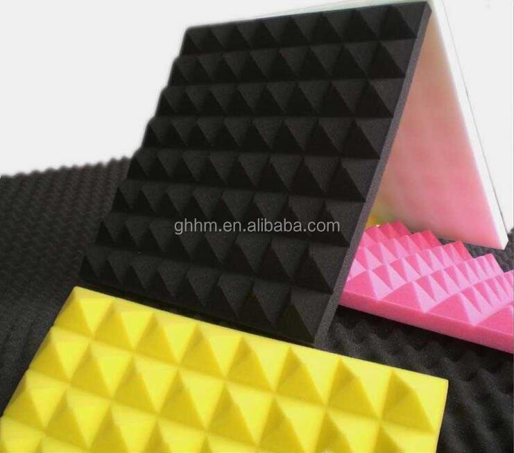 Pyramid Acoustic Foam Panel Sound-absorbing Board