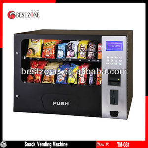 Universal Mini Vending Machine for condom, tampon, cigarettes, drops, gum - MaxiVend