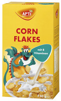 AP'TI Corn Flakes with 8 Vitamins