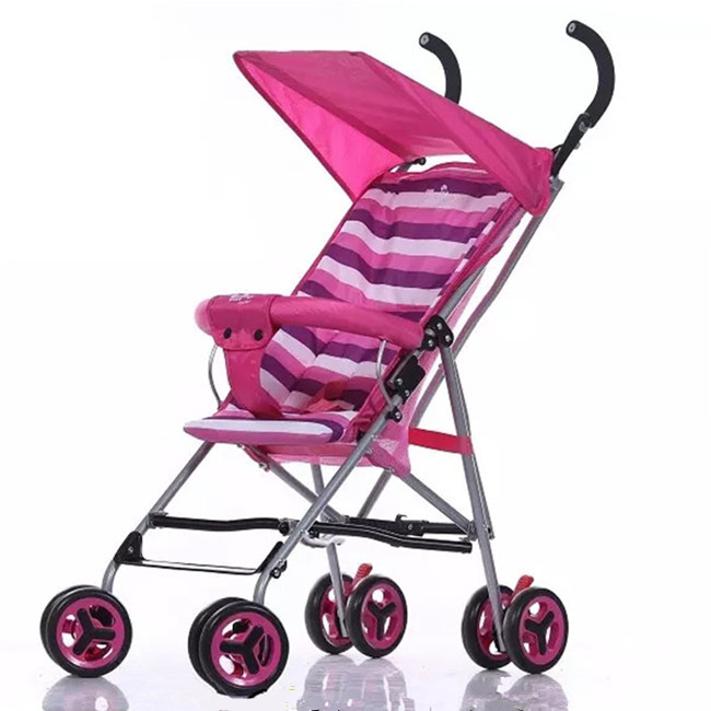 Factory price super light weight pushchair buggy stroller for baby