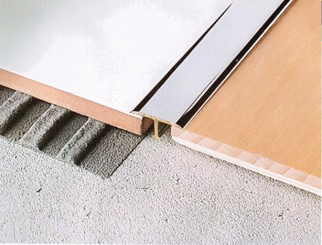Stainless Steel Ceramic Tile Trim
