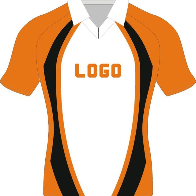 Custom Quick dry college Rugby team jersey with fashion custom design