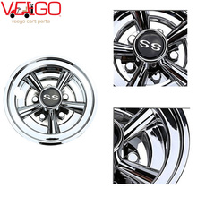 Chrome Hubcaps, Chrome Hubcaps Suppliers and Manufacturers at ... on golf cart covers walmart, club car golf cart wheel covers, golf cart storage covers, gray and black steering wheel covers, golf cart steering wheel covers,