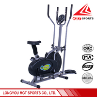 Orbitrac elliptical bike exercise bike