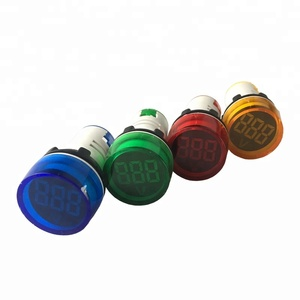 Cheap Price 220 Volt Led Indicator Lights AC Indicator Lights AD16-22DS,Light Switch With Led Indicator