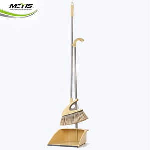 New Design Cleaning Tools Sweeping Broom and Dustpan Set