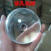 Most popular different types 200mm crystal ball from manufacturer