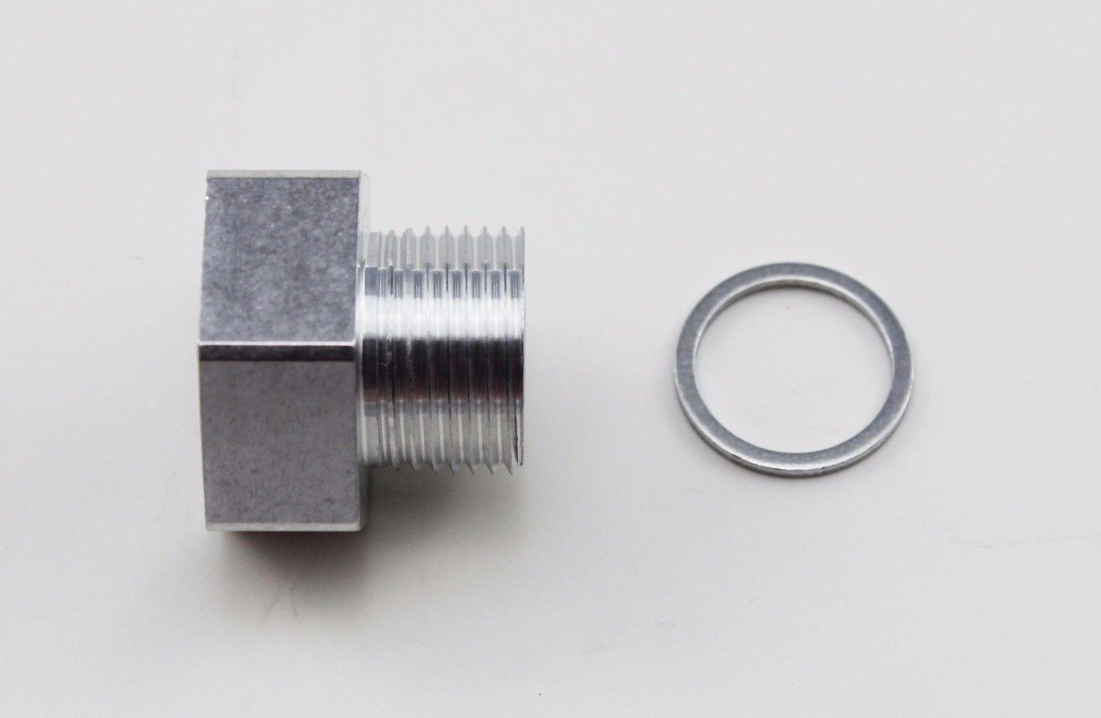 LS Low Oil Sensor Adapter M20X1/8NPT