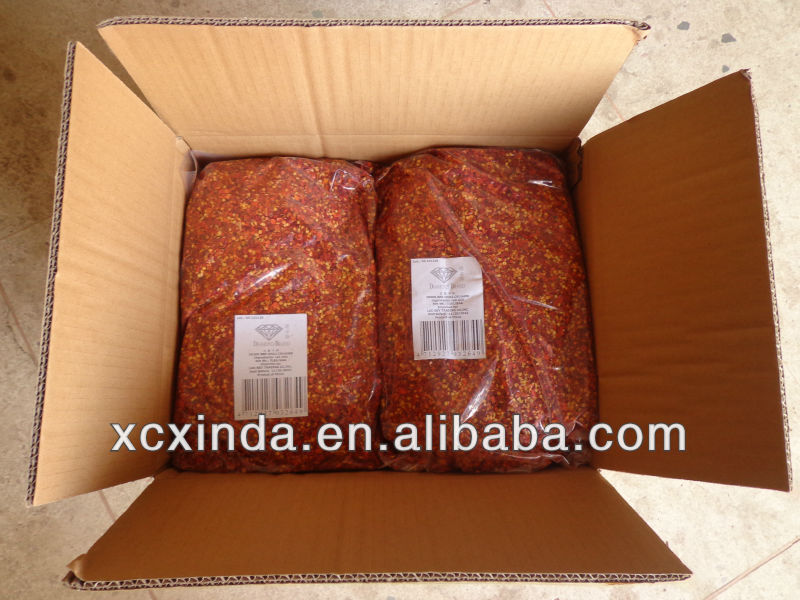 export red chilli flakes,red dried chilli flakes,red hot chilli flakes,chilli flakes with seeds 001