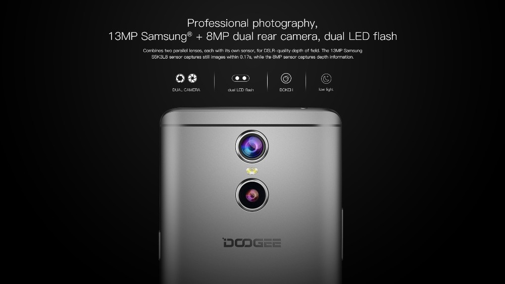 2017 wholesale Professional original doogee shoot 1 for wholesales