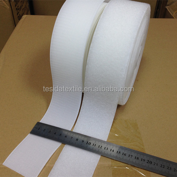 Hook Loop tape fastening tape of 50 MM in Black and white colour