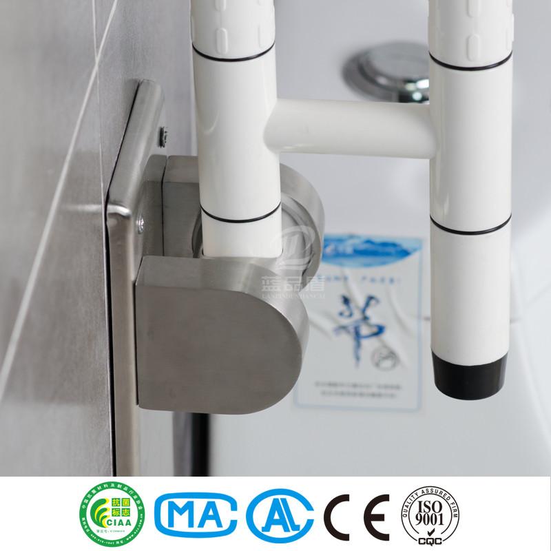 Handicapped Equipment Bathroom Nylon Handicap Toilet Grab