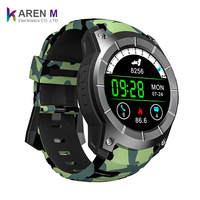 New arrival GPS Sport Watch S958 Heart rate monitor Smartwatch multi language smart watch for Android IOS