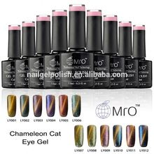 solid color high quality colorful gel polish
