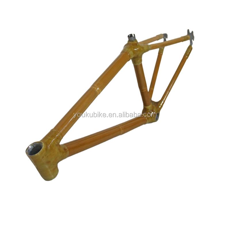 Chinesischen Lieferanten Bambus Fahrrad Rahmen Rennrad Bambusrahmen ...