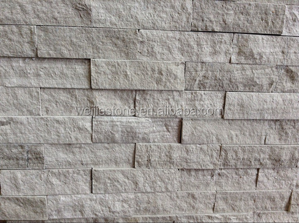 Grey Color Living Room Wall Tile Stickers Cheap Split Face Mosaic