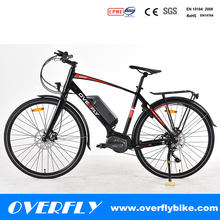 700C high-end step mid motor japan electric bicycle lightweight electric bike city bike