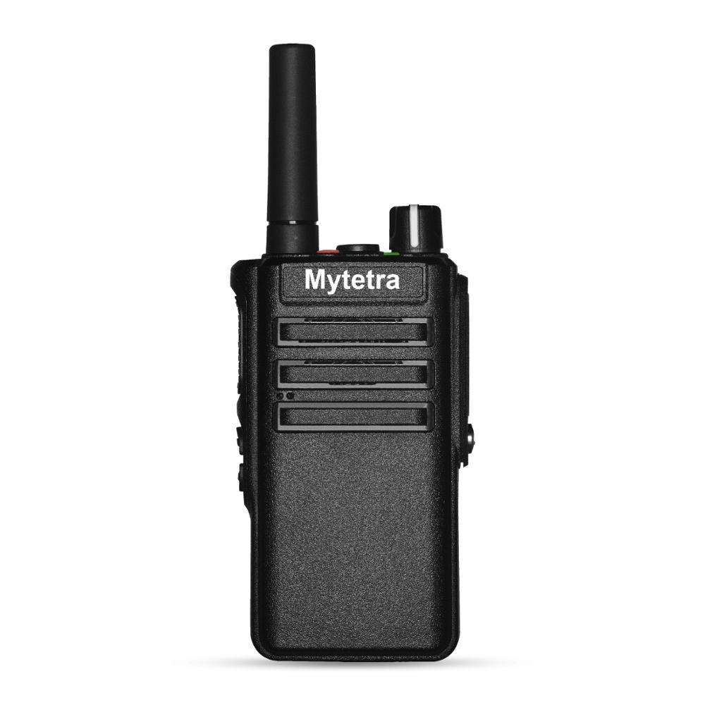 Mytetra 2020 atacado 500KM Gama falando Rede 4G Rádio Em Dois Sentidos walkie talkie GPS localização