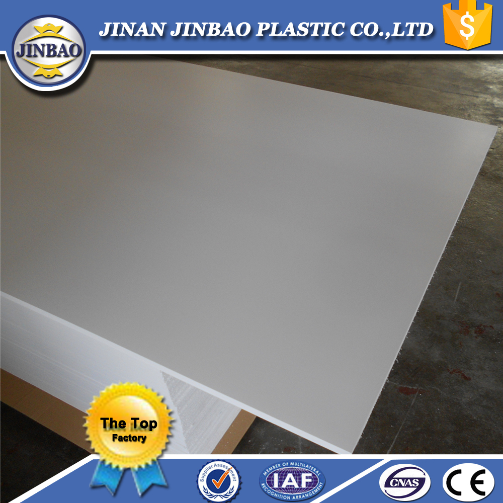 custom pvc product desing foam sheet 3mm