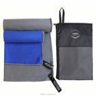 Buy direct from China Factory Non-Slip Microfiber Sports Towel
