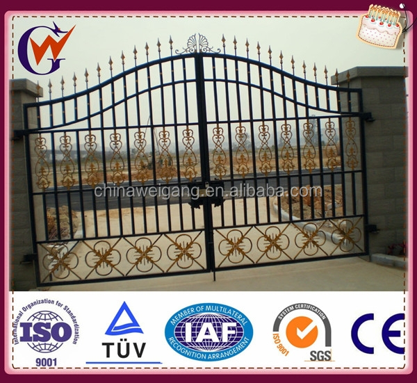 Factory using simple design main gate price