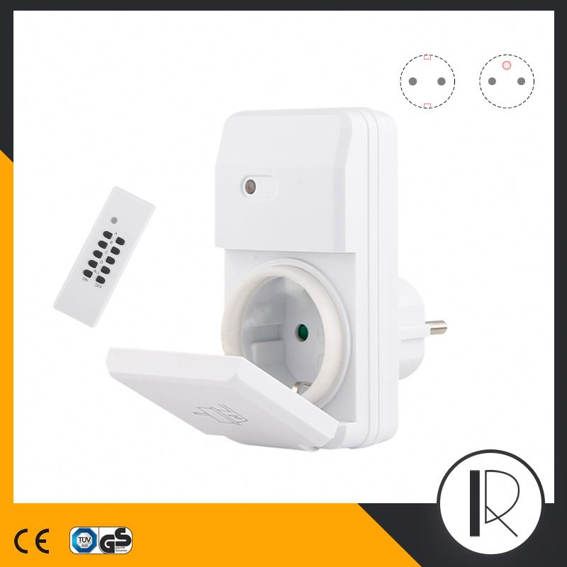 923320 Remote Control Outlet Wireless Power Outlets Light Switch ...