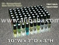 70 piece Roll-on Body Oil Display - Designer (type*)