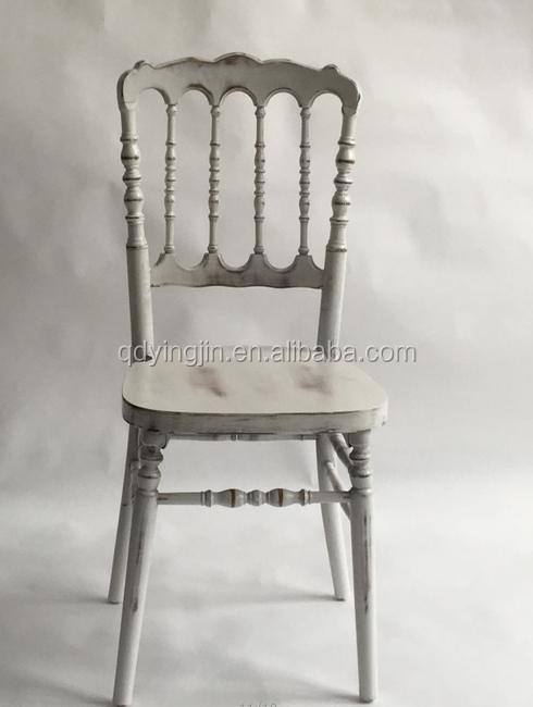 Muebles Retro Vintage color Napoleón Silla para el Evento-Sillas de ...