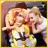 baby car seat with isofix install group 0+1+2