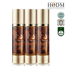 UV & Thermal Heat/Flat Iron Styling Protection Keratin Argan Oil Hair Serum,Keratin Hair Caring Argan Oil Repair Hair Treatment