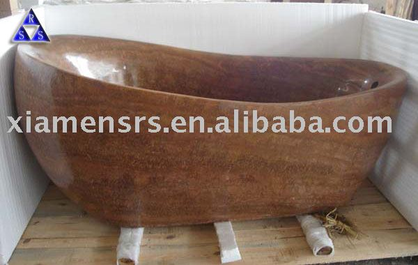 Vasca Da Bagno Legno Prezzo : Legno vena di moda lucido marmo vasca da bagno buy vasca da