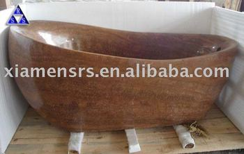 Vasca Da Bagno Marmo Prezzi : Legno vena di moda lucido marmo vasca da bagno buy vasca da