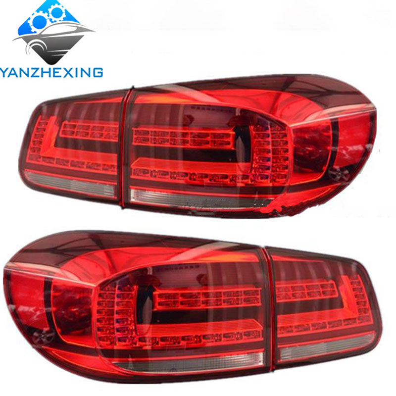 YZX Tail Lamp Tail Brake Light For TIGUAN 2013 2014 2015 2016 2017 Brake Lamp Taillight Rear LED High Quality For Volkswagen