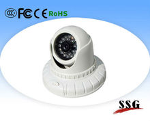 PTZ IP Camera with GSM Alarm Functions, two way talk,see video via mobile, can connect to CMS Language Option French