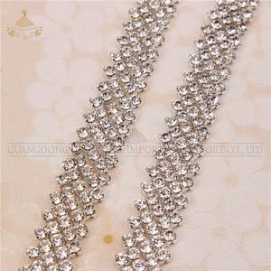 Glass Rhinestone Crystal Cup Chain 1ade2d06160c