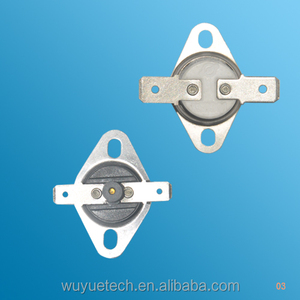 Wholesale mechanical and Industrial Usage bimetal thermostat