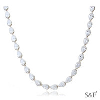 k522207 Small Order chunky bead necklace