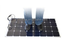 dc-dc battery charger 12v light weight solar panel 100w