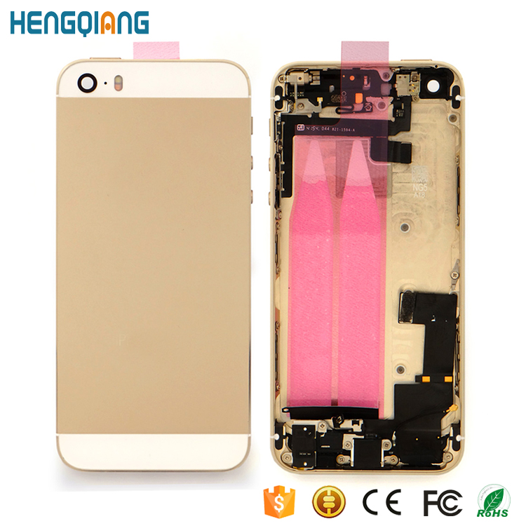 Alibaba replacement parts for iphone 5s back housing