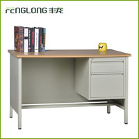 Cheap computer table design school teacher office desk for sale